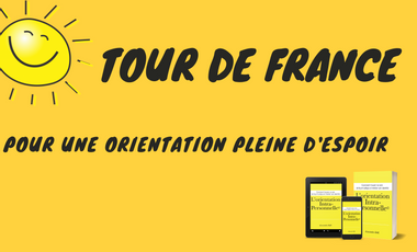 Project visual Tour de France pour une orientation du 21ème siècle
