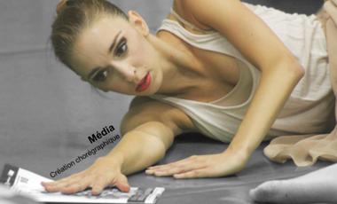 Project visual Média - Création chorégraphique