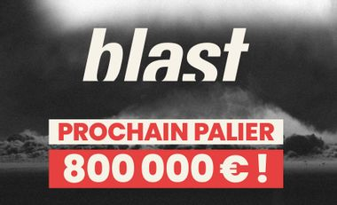 Visueel van project Blast