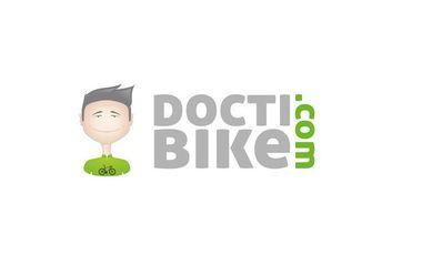Visueel van project retrouvez nous sur le site www.doctibike.com