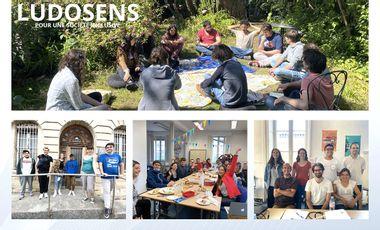 Project visual Nos talents atypiques, un plus pour la société