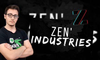 Project visual Projet Zen'Industries