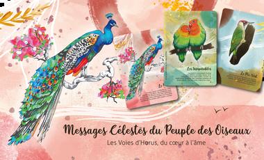 Visueel van project Oracle Messages Célestes du Peuple des Oiseaux