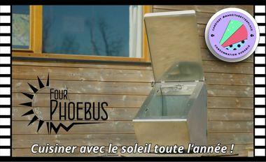 Visuel du projet Phoebus, le four solaire 4 saisons