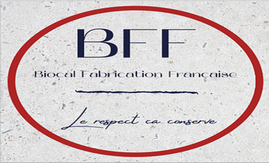 Visueel van project BFF conserverie bio, consignée et solidaire