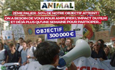 Visuel du projet Animal, le film