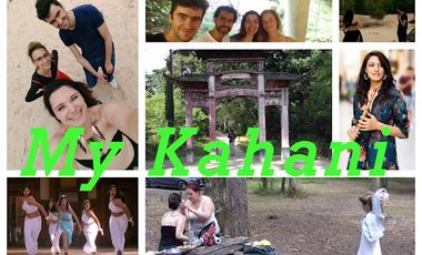 Visuel du projet My Kahani - court-métrage musical franco indien