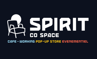 Project visual SPIRIT Cospace : Nouveau tiers-lieu pour workers à Pau !