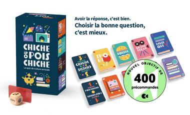 Visueel van project Chiche ou Pois Chiche