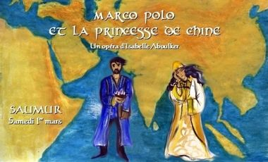 Visuel du projet Marco Polo en tournée