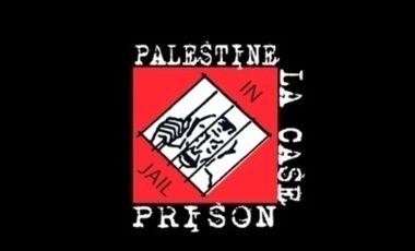 Visueel van project Palestine : la case prison