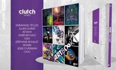 Visuel du projet Clutch Artbook #3