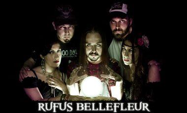 Visueel van project Rufus Bellefleur - 2° Album