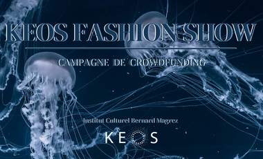 Project visual Keos Fashion Show