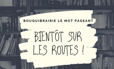 Visuel du projet Bouquinerie Librairie ambulante