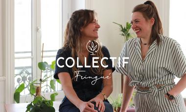 Project visual Collectif Fringué - Pour une mode meilleure
