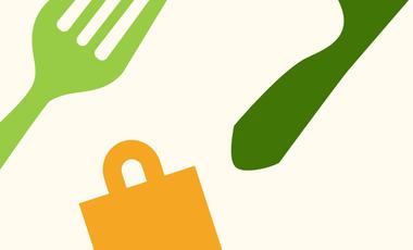 Project visual Application dédiée à l'anti gaspillage alimentaire dans la restauration