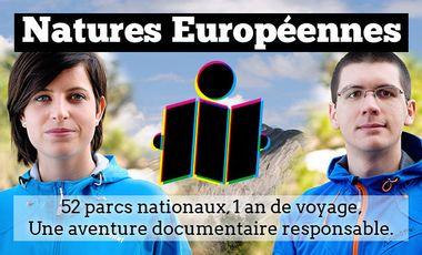 Visueel van project Natures Européennes