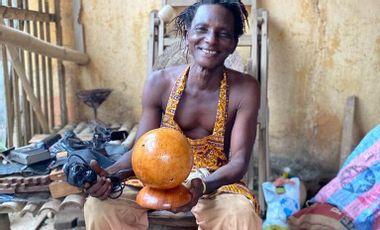 Visuel du projet Soutenir les artisans de Kpalimé