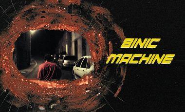 Visueel van project BINIC MACHINE
