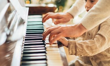 Project visual Un piano pour Artémuse !