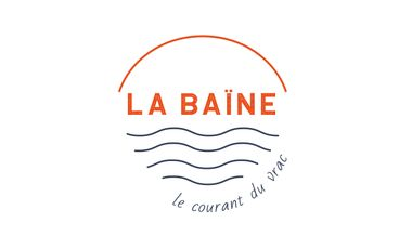 Project visual La Baïne, le courant du vrac.