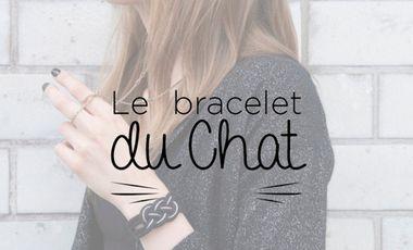Visueel van project Le bracelet du chat