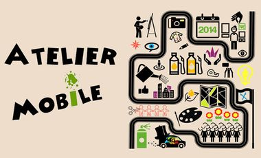Project visual L'atelier mobile