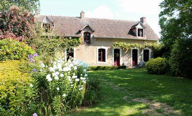 Project visual Le Domaine du Petit Tertre, se ressourcer en Sarthe