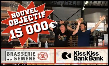 Project visual Un fermenteur, des milliers de bières ! – Brasserie de la Semène