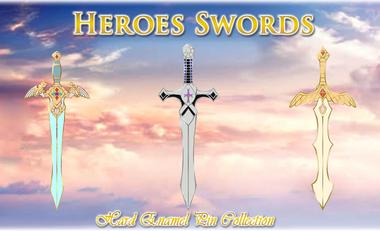 Visuel du projet Heroes Swords