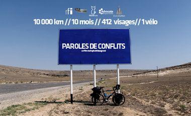 Project visual Paroles de conflits