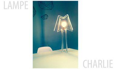 Project visual La Lampe CHARLIE