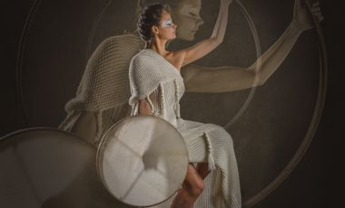 Project visual Double album de Chants Intuitifs