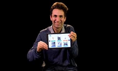 Visueel van project Tablettes AMIKEO pour personnes handicapées mentales
