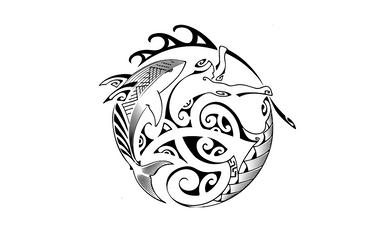 Project visual TAHITI AU BOUT DES DOIGTS