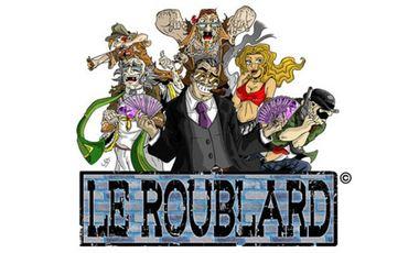 Project visual LE ROUBLARD