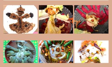 Project visual De fins observateurs : Se réconcilier avec la nourriture.