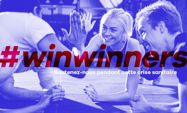 Visueel van project Win Winner's
