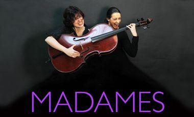 Visuel du projet MADAMES en Avignon