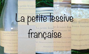 Project visual la petit lessive française