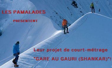 Visueel van project Gaurishankar : Un Court métrage professionnel de notre ascension en Himalaya.