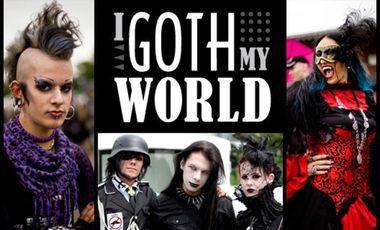 Visueel van project I Goth My World