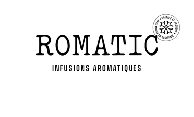 Project visual ROMATIC, infusions aromatiques