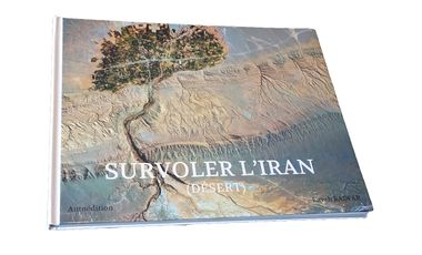 Visueel van project SURVOLER L'IRAN