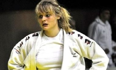 Project visual Axelle au pays du judo.