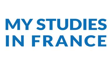 Visuel du projet My studies in France