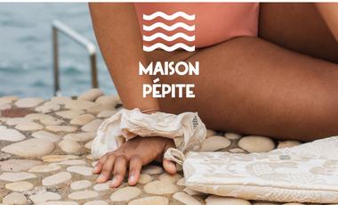 Project visual Maison Pépite, la nouvelle marque marseillaise d'accessoires éco-conçus