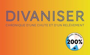 Visuel du projet Divaniser. Livre & Chocolats 📙🍫
