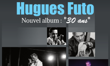 "Project visual Hugues FUTO ""Album 30 ans"""